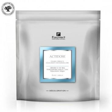 Poudre 7 tons Actidose sachet zip compacte & micro-granulaire 500g