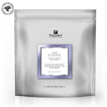 Powder 7 tones Art platinum zip bag 450g