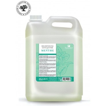 Concentrated Mint Shampoo