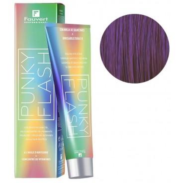 Coloration directe Punky flash Violet 100ML