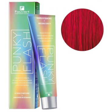 Coloration directe Punky flash Rouge 100ML