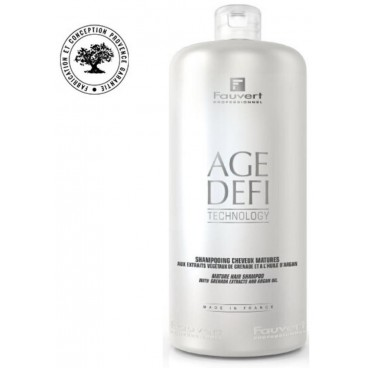 Shampooing restructurant Age defi technology 1L