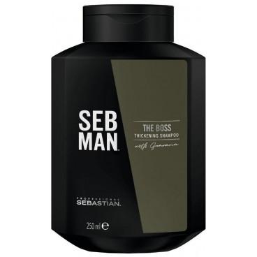 Shampooing épaississant The Boss SEBMAN 250ML