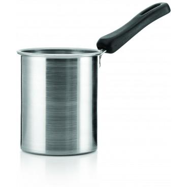 Pot à cire dépilatoire manche noire 800g