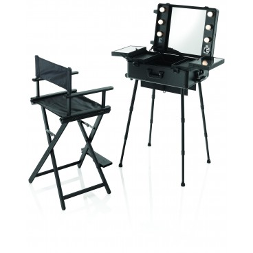 Table portable pour maquillage