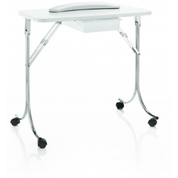 Table portable manucure pliante Eco