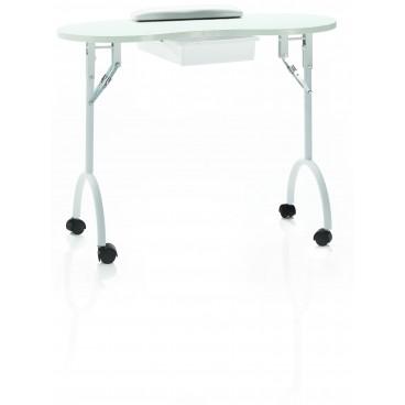 Table portable manucure pliante Tekno