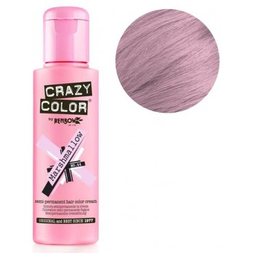 Coloration semi-permanente white CRAZY COLOR 100ML