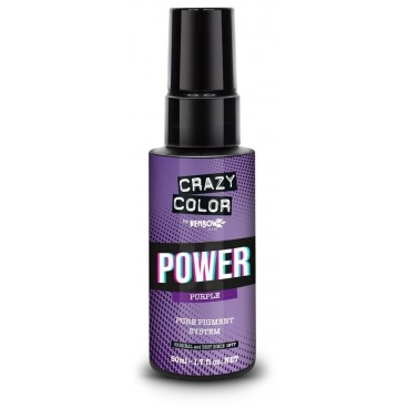 Pigments violets CRAZY COLOR HYPE 50ML
