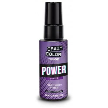 Pigments violets CRAZY COLOR HYPE 50ML