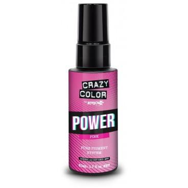 Pigments roses CRAZY COLOR HYPE 50ML