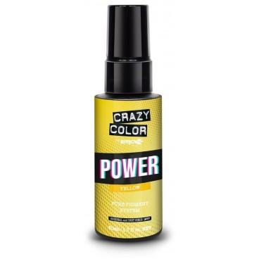 Pigments jaunes CRAZY COLOR HYPE 50ML