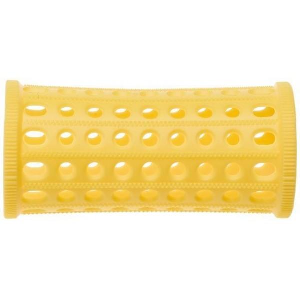 Paquet 10 Rouleaux plastiques Jaune 4600732