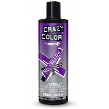 Shampooing re-activant ultra-violet CRAZY COLOR 250ML