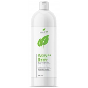 Lait de lissage cheveux blonds Silver Keratin LISSA'Ô 500ML