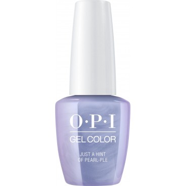 OPI Vernis Gel Color - Just a Hint of Pear-ple 15ML