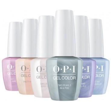 OPI Vernis Gel Color - Shellebrate Good Times 15ML
