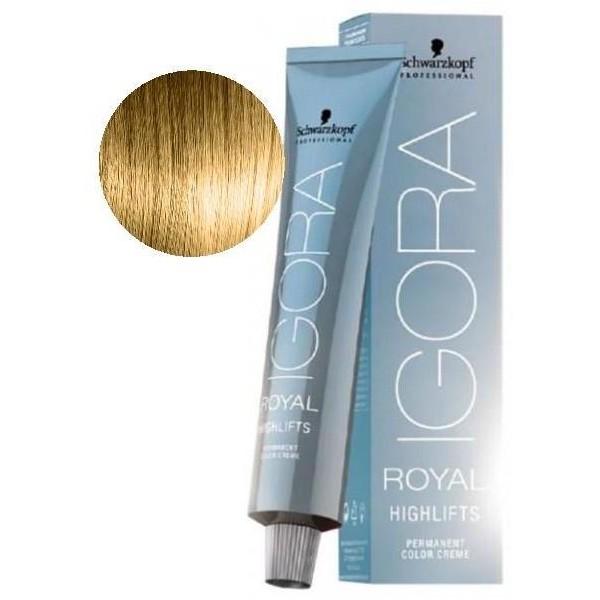 Igora Royal 10-0 Highlifts aligeramiento natural