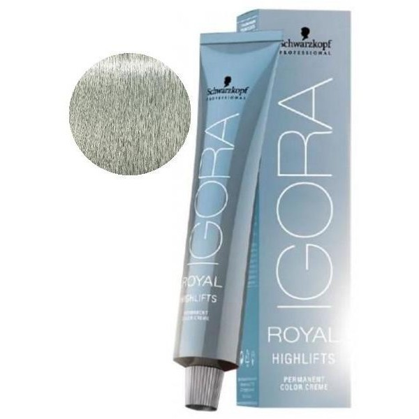 Igora Royal Highlifts 12-11 Super-Extra-Whitening Ash
