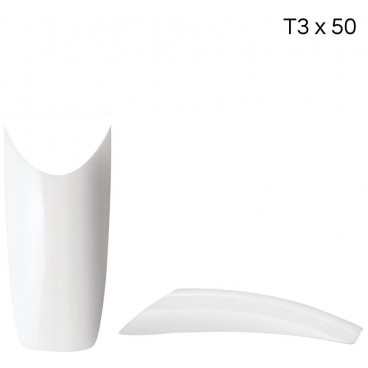 Tips french smile T3 x50 pcs