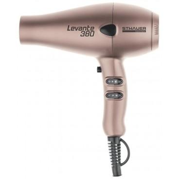 Séche-cheveux professionnel Levante 380 rose doré STHAUER