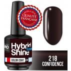 Mini Vernis Semi-Permanent Hybrid Shine Mollon Pro 8ml (Par Couleur)