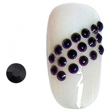 Strass Ongles Noirs SS5 X 20 148027