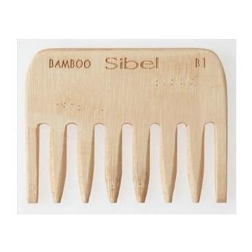 Peigne Afro Bambou