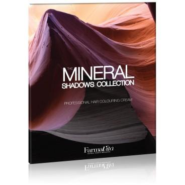 Nuancier Life color 12 meches mineral 2017 FARMATIVA