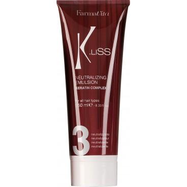 Crème K-lissneutralkeratine FARMAVITA 250ML