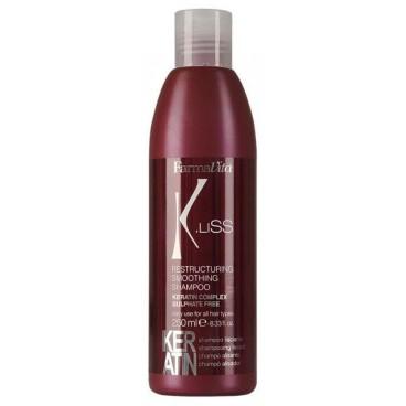 Shampoing après-lissage K-lisskeratine FARMATIVA250ML