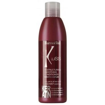Crème après-lissage K-lisskeratine FARMATIVA250ML