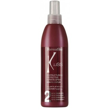Spray intense K-liss keratine FARMATIVA 250ML