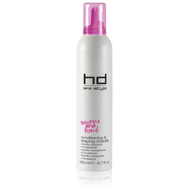 Mousse définition Bouncy & foxy HD Life Style FARMATIVA 200ML