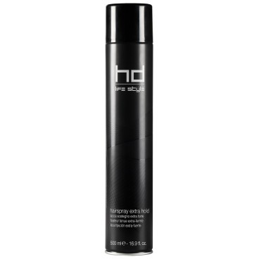 Spray de fixation forte HD Hairspray FARMATIVA 500ML