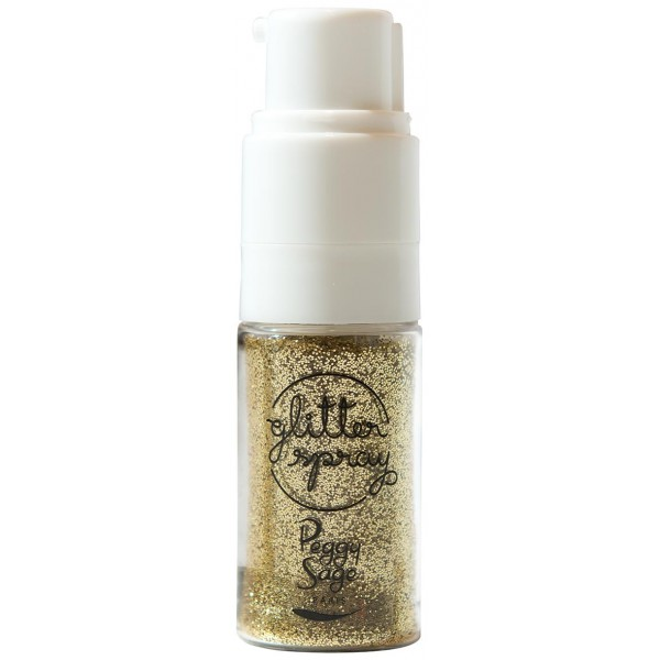 Glitter spray Gold 14G