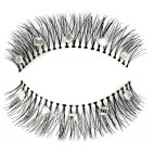 False Eyelashes with Strass Couture 130975