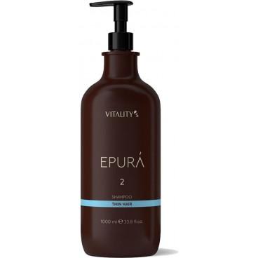 Shampooing cheveux fins Epura 1L