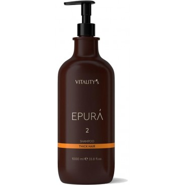 Shampooing cheveux épais Epura 1L