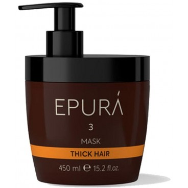 Masque cheveux épais Epura 1L