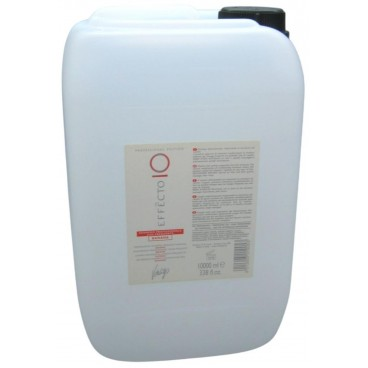Professional frequent use shampoo Banana Effecto 10L
