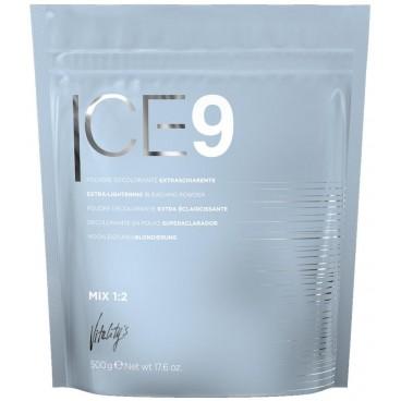 Poudre de décoloration Extreme blonde ICE 9 500 gr