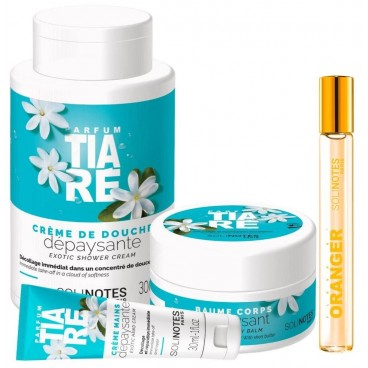 Pack Tendre soins + roll'on Solinotes