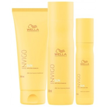 Sun Invigo Sun Cleanser Shampoo 250ml