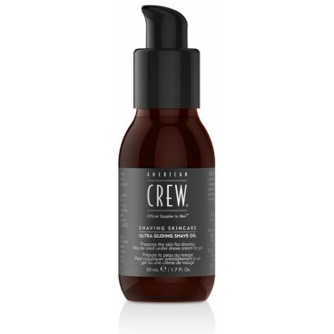 Nourishing Oil Beard American Crew 50 ML