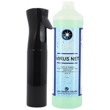 Virus Net 1L degreaser + spray