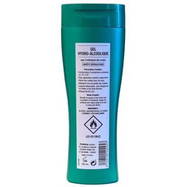 100 ml de solución hidroalcohólica