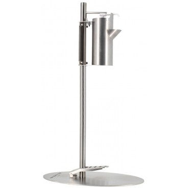 Distributeur de gel hydroalcoolique Tower - HANDGHY by Morel