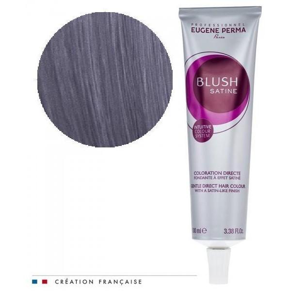 Blush Satine Coloration 100 ML Gris Acier Foncé