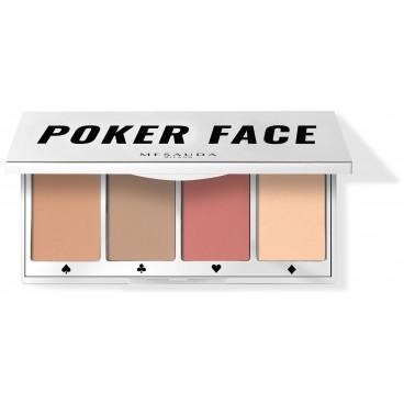 Palette Poker face n°2 médium Mesauda